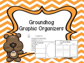 Groundhog Graphic Organizers