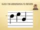 Groundhog Solfege Reading Practice {la}