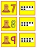 Groundhog Tens Frame Cards - 6 pages