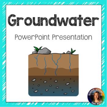 Groundwater SMART notebook presentation