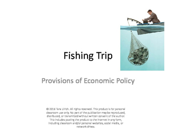 Group Activity: Economic Policy