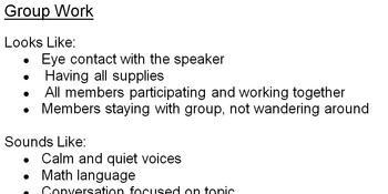 Group-Individual Work