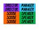 Group Job Roles