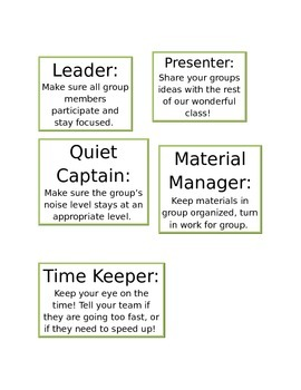 Group Jobs
