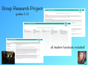 Group Research Project: weSEARCH