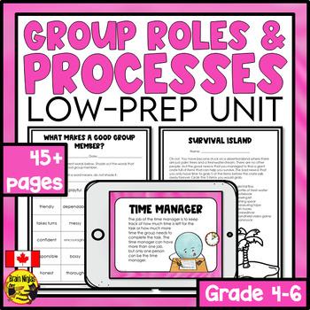 Group Roles & Processes Unit
