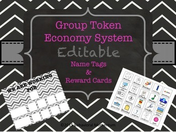 Group Token Economy System