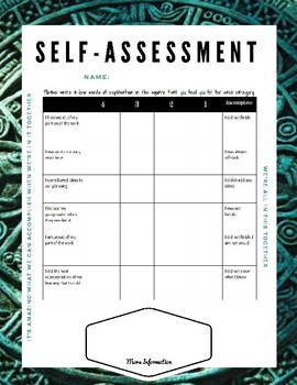 Group Work Individual Self-Assessment