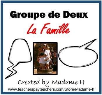 Groupe de Deux La Famille
