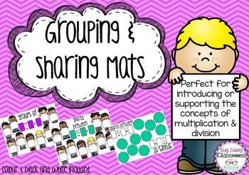 Grouping and Sharing Mats