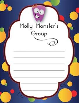 Groups & Stations - Little Monster Theme