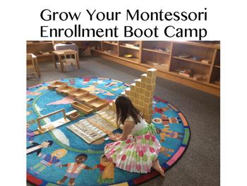 Grow Your Montessori Enrollment Bootcamp Day 3