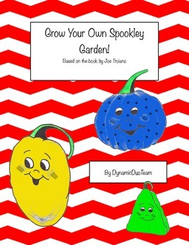 Grow Your Own Spookley Garden! Character Development