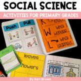 K-1 Science Interactive Notebook {A Growing Bundle}