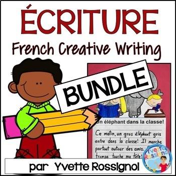 Growing Bundle (Écriture SANS préparation  French Writing