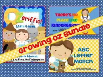 Growing Oz Bundle