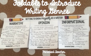 Growing Writers FREEBIE