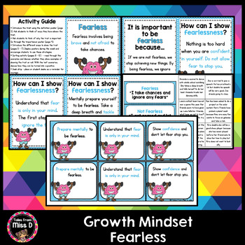 Growth Mindset Fearless