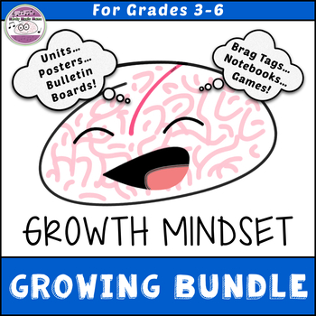 Growth Mindset MEGA Growing Bundle