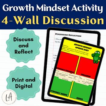 Growth Mindset Opinion Activity
