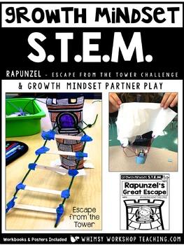 Growth Mindset STEM Rapunzel