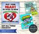 Growth Mindset Valentines Day Card - Printable Valentine -