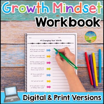 Growth Mindset Workbook