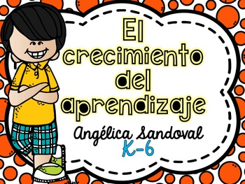 Growth Mindset in Spanish Crecimiento del Aprendizaje