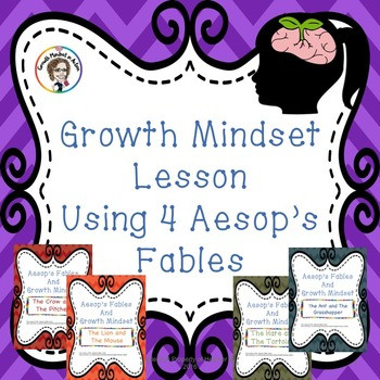 Growth Mindset with Aesop's Fables