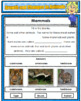 Growth and Changes in Animals PDF - Science 35 Pages