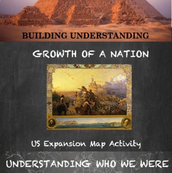 Growth of the Nation Map Project