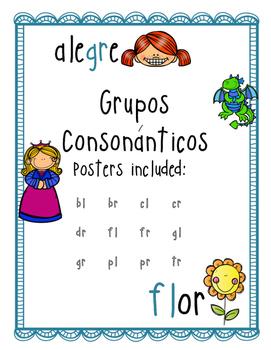 Grupos Consonánticos