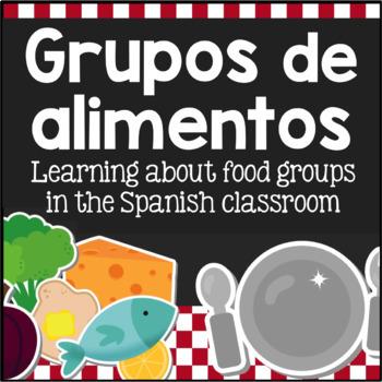 Grupos de Alimentos: Food Groups Sorting Activity and Post