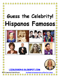 Guess the Celebrity! Hispanic Heritage Version!