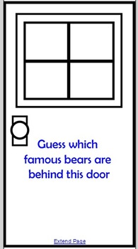 Guess the Famous Bear