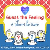 Guess the Feeling: a taboo-like game