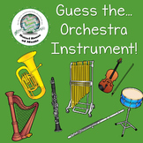 Guess the Orchestra Instrument! Music Game ~ Great for Cen