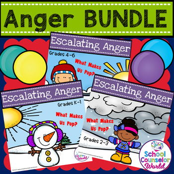 Guidance Lesson BUNDLE on Conflict Resolution: The Bell Cu