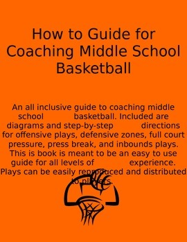 Guide to Coaching Middle School Basketball