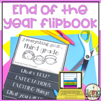 Flipbook Guide to Next Year (Grades 3-5)