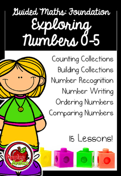 Guided Math Foundation - Unit 1: Exploring Numbers to 5