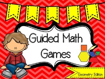Guided Math Games and More