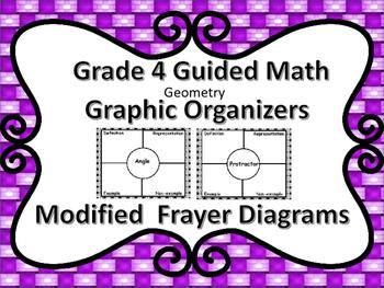 Guided Math Grade 4 Geometry