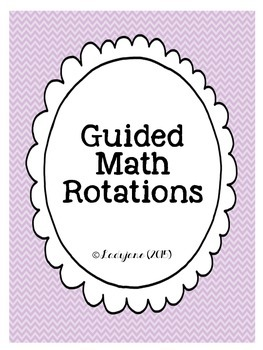 Guided Math Group Rotations Management System