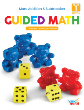 Guided Math Lessons: First Grade Unit 3