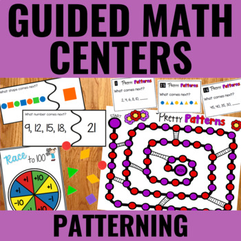 Guided Math: Patterning