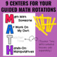 Guided Math: Place Value to 1000 Centers