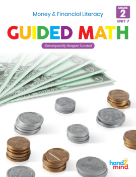 Guided Math Second Grade Unit 7 Money, Coins, Personal Fin