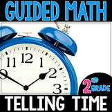 Guided Math TIME  - Grade 2