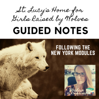 Guided Notes for NYS Module 1, Unit 1 Grade 9- St. Lucy's